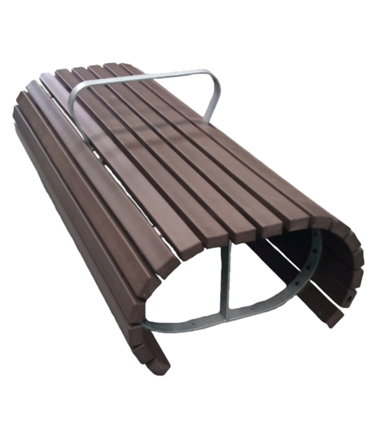 Oval Bench