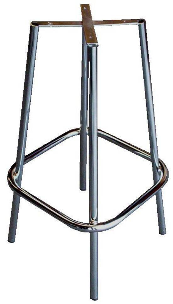 Tapered Square Stool