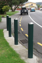 Civic Bollards, Waterloo