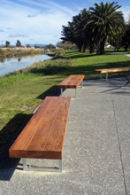 Gisborne Custom Bench Seating