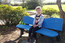 Beachcomber seat Hedgehope School Sourhland
