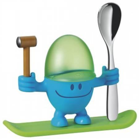 Egg Cup McEgg Blue