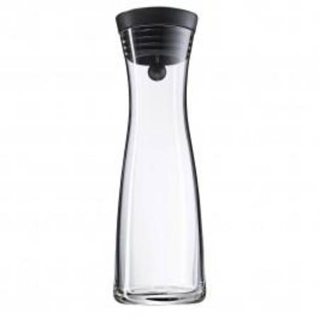 Water Carafe Black 1ltr