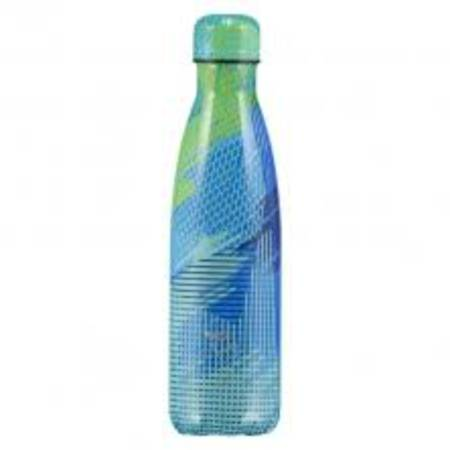 Insulated Bottle Abstract Blue 500ml