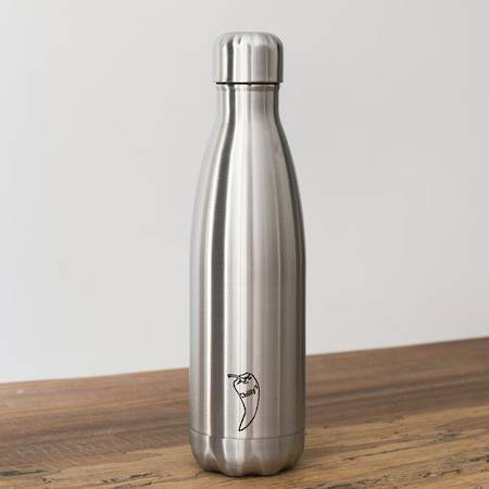 Insulated Bottle Silver 500ml