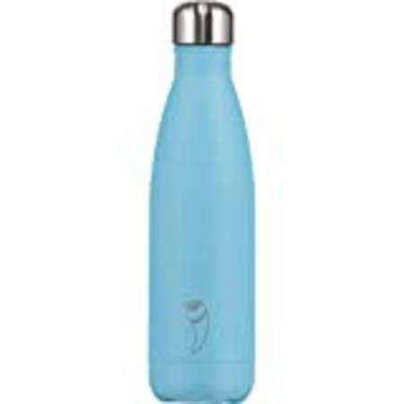 Insulated Bottle Pastel Blue 500ml