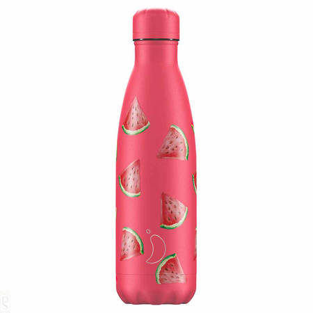 Insulated Bottle Icons Watermelon 500ml - NEW