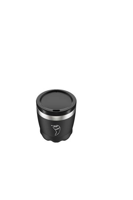 Insulated Coffee Cup Black 230ml