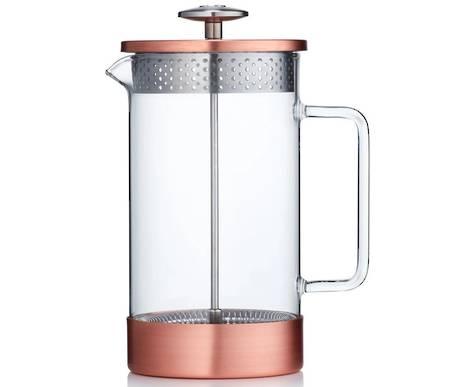 Core Coffee Press 8 Cup Copper