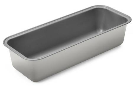 Loaf Pan 30cm - Metallic Silver