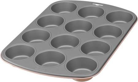Kaiser Coral Dream Muffin Pan 12 Cup - Superbuy!!