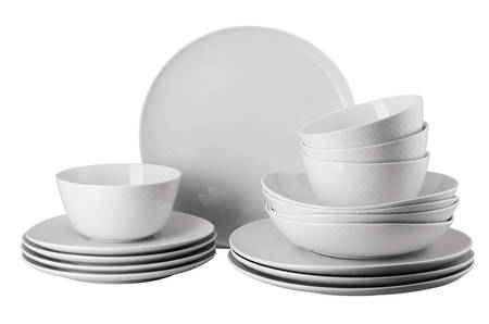 16pce Set with Cereal Bowl NEW 28643
