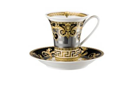 Cup & Saucer 4 Tall 14740