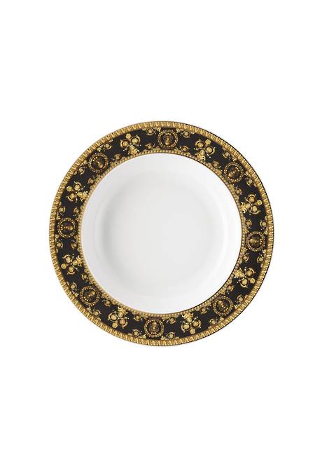 Nero Plate Deep 22cm - 10322