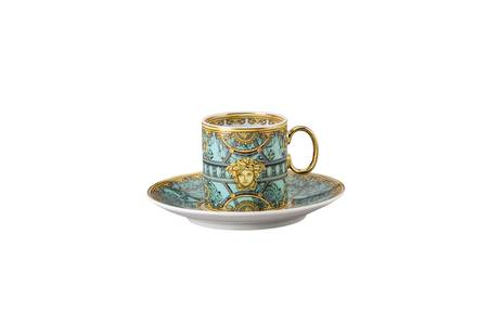 Verde Espresso Cup & Saucer - 14715