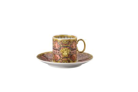 Rosa Espresso Cup & Saucer - 14715