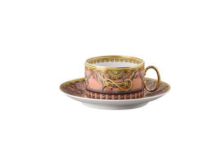 Rosa Tea Cup & Saucer 4 Low - 14640