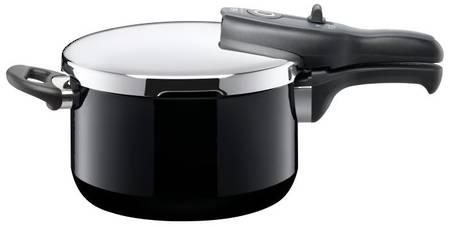 Sicomatic T Plus Black Pressure Cooker 4.5Ltr