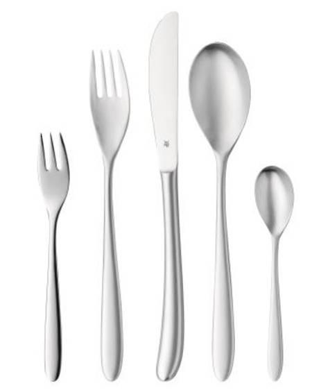 Silk 30pce Cutlery Set