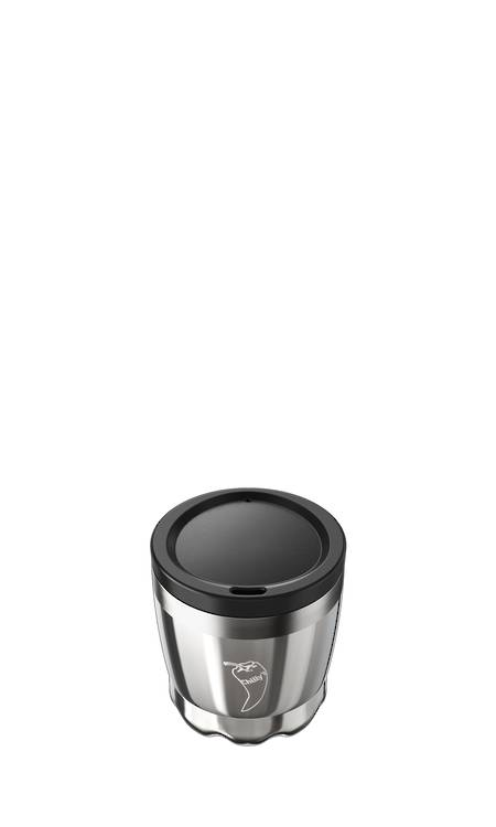 Insulated Coffee Cup Stainless Steel 230ml  - NEW