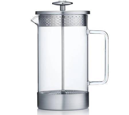 Core Coffee Press 8 Cup Steel