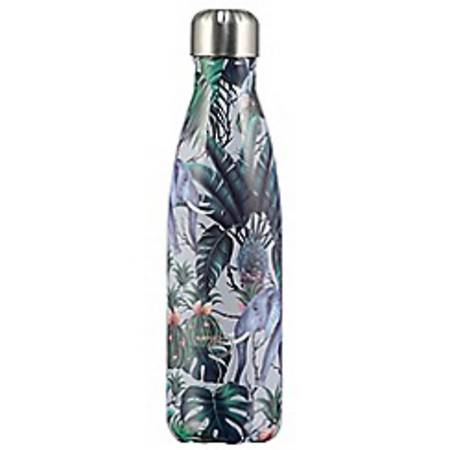 Insulated Bottle Tropical Elephant 500ml