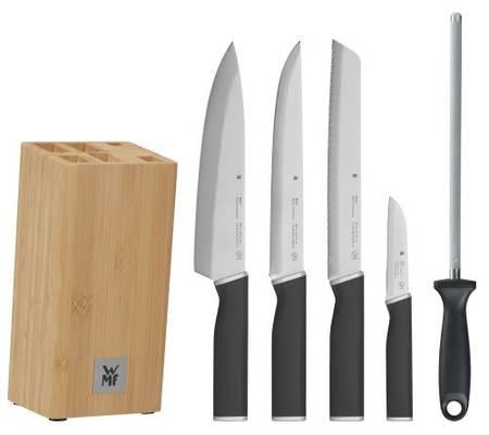 Kineo 6pce Knife Block Set - Promotion!!