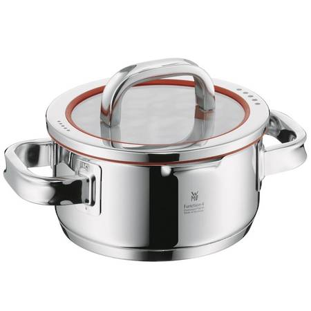 Low Casserole with Lid 16cm 1.4ltr