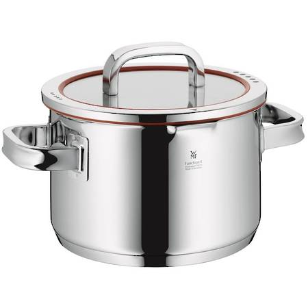 High Casserole with Lid 20cm 3.9ltr