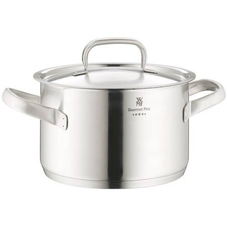 High Casserole with Lid 16cm 1.9ltr