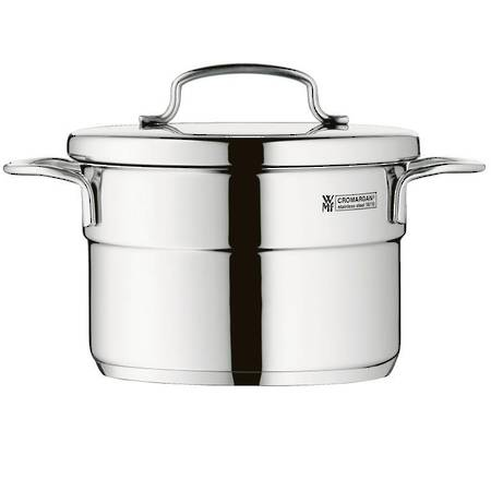 High Casserole with Lid 14cm 1.3ltr