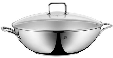 WMF Profi Select Wok 32cm with Glass Lid