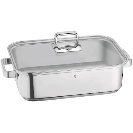 Vitalis Roasting Pan with Thermometer