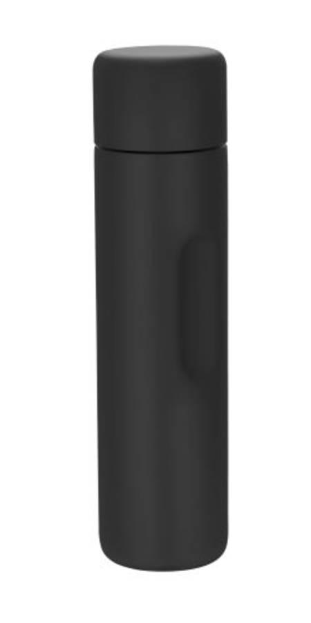 WMF Motion Vacuum Flask Matt Black 1ltr