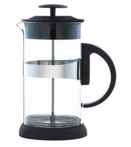 Zurich Coffee Press Black 8 Cup
