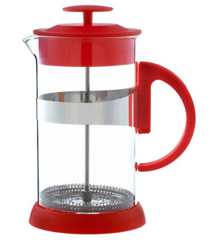 Zurich Coffee Press Red 3 Cup