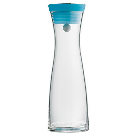 Water Carafe Blue 1ltr