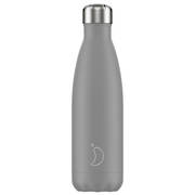 Insulated Bottle Matte Grey 500ml