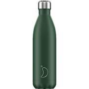 Insulated Bottle Matte Green 750ml