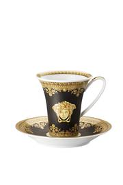 Nero Cup & Saucer 4 Tall - 14740