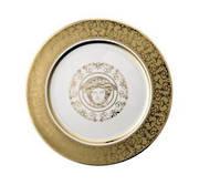 Service Plate 30cm Gold 10230