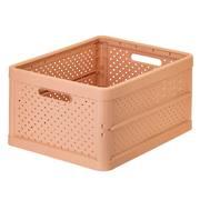 Foldable Crate 32ltr Sunrise Orange - NEW