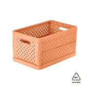 Foldable Crate 11.3ltr Sunrise Orange - NEW