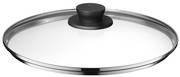 Glass Lid 28cm - Profi Select Black Knob