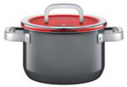 High Casserole with Lid 20cm 3.7ltr - Platinum