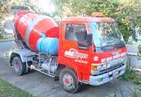 concrete truck-245