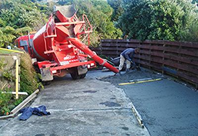 standardconcrete driveway-991-105