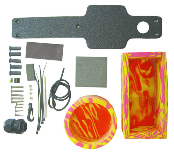 CATCH 390 FISH FINDER ATTACHMENT KIT