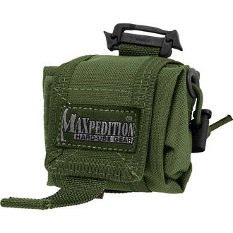 Maxpedition MINI ROLLYPOLY FOLDING DUMP POUCH - OD Green