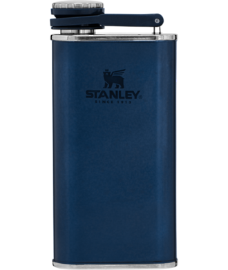Stanley Classic Easy Fill Wide Mouth Flask 236ml - Blue